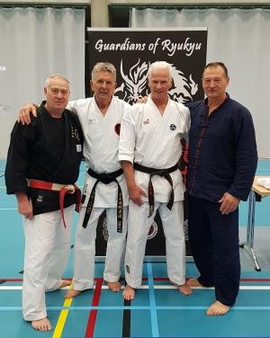 Guardians of RyuKyu seminar, België