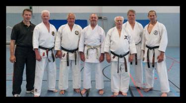 Duitsland: World Goju Ryu seminar