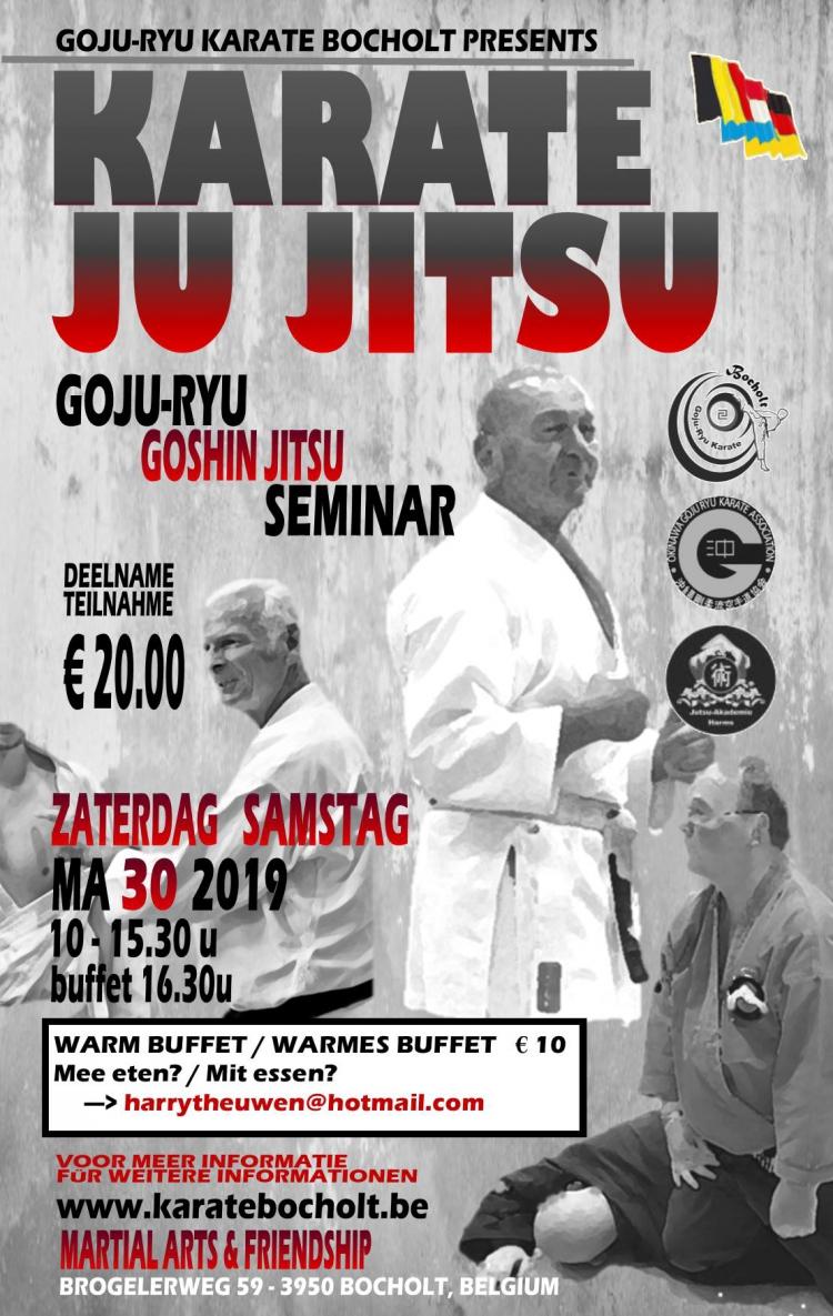 poster seminar Belgie 2019