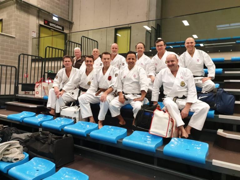 Okinawa master seminar 2019